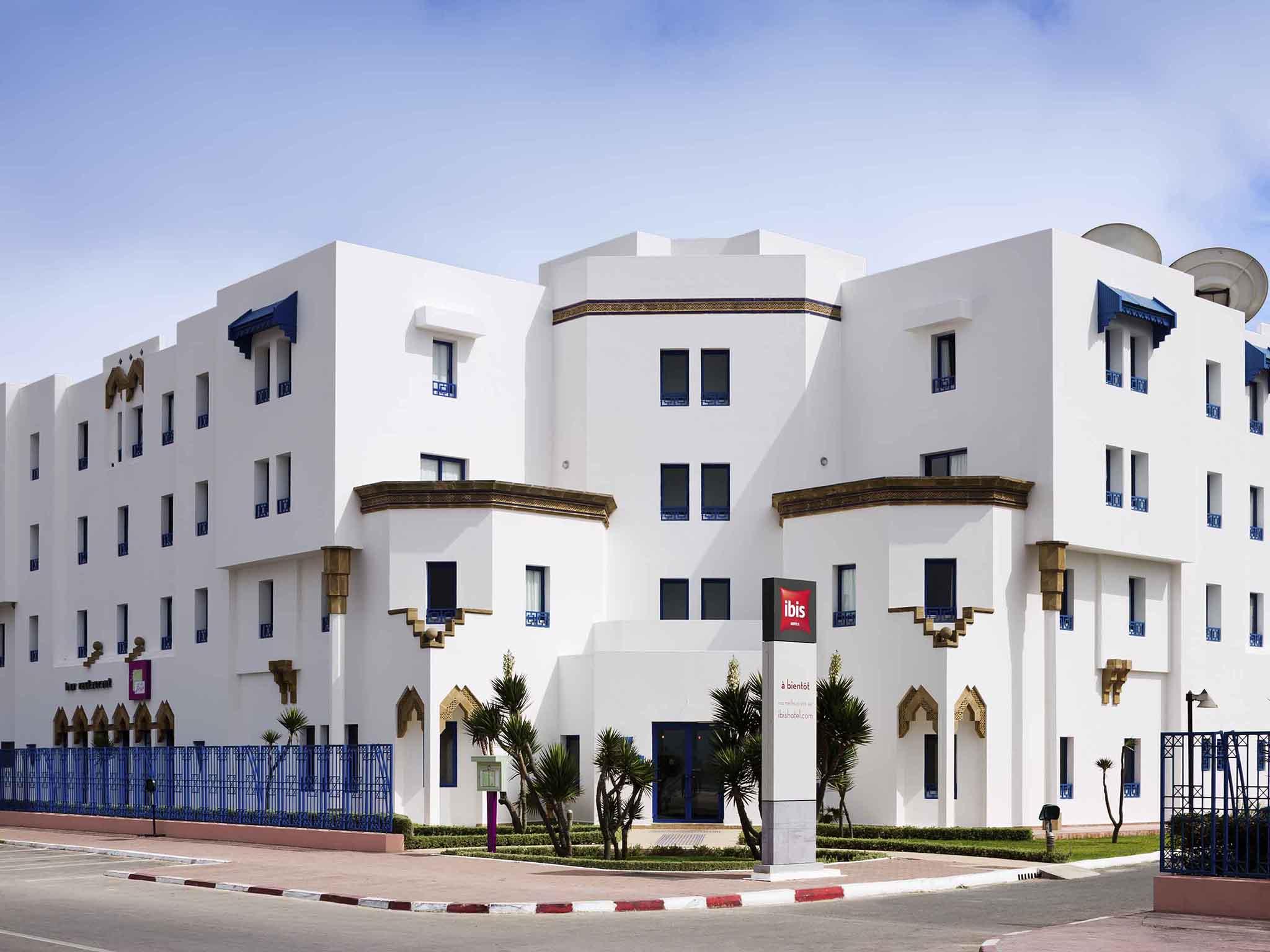 โรงแรม – ibis El Jadida