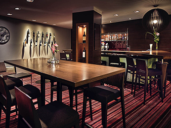 Bar - Hotel Mercure Graz City