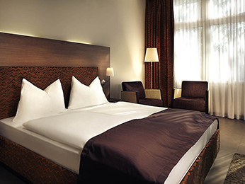 Kamers - Hotel Mercure Graz City