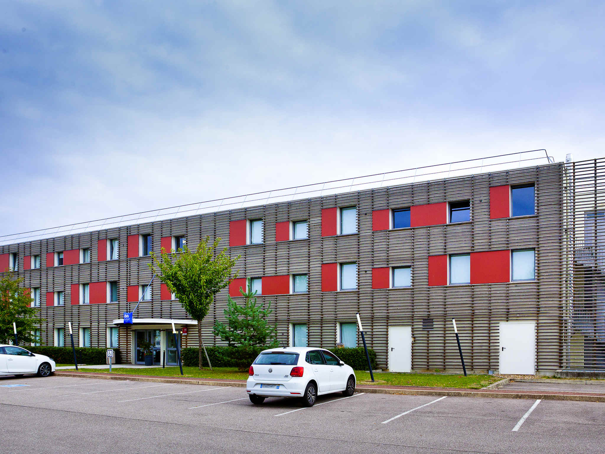 Hotell – ibis budget Metz Technopôle