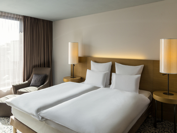 Rooms - Pullman Basel Europe