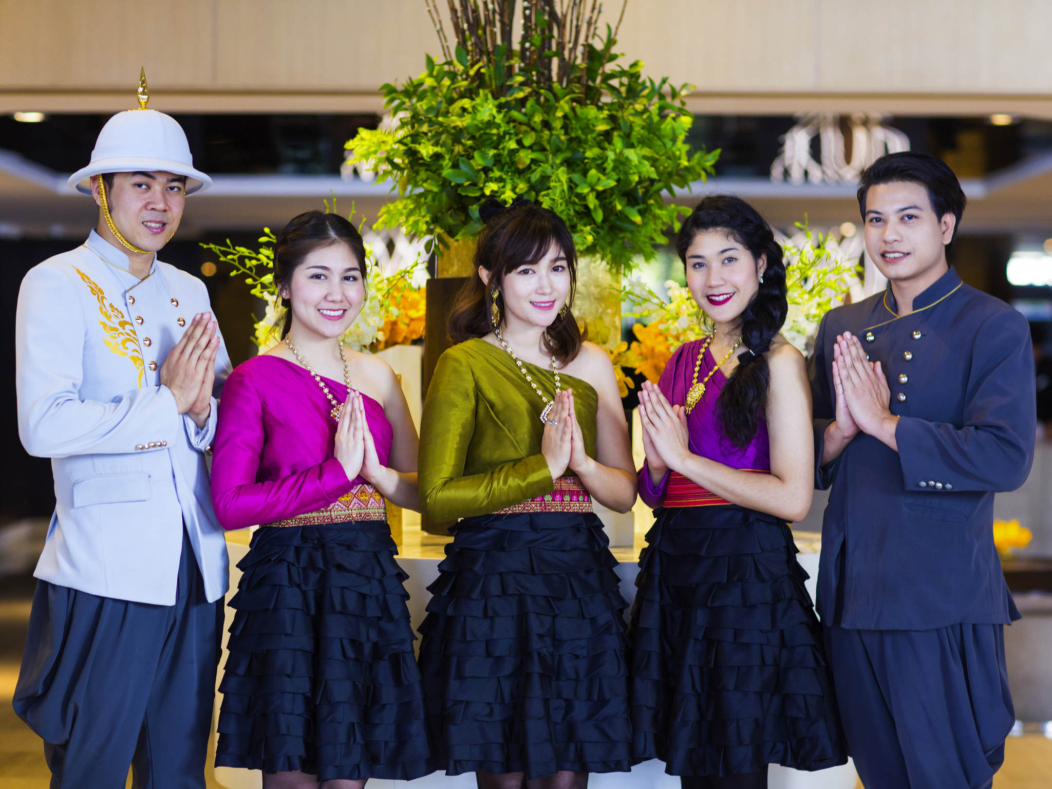 호텔 – 그랜드 머큐어 방콕 포춘