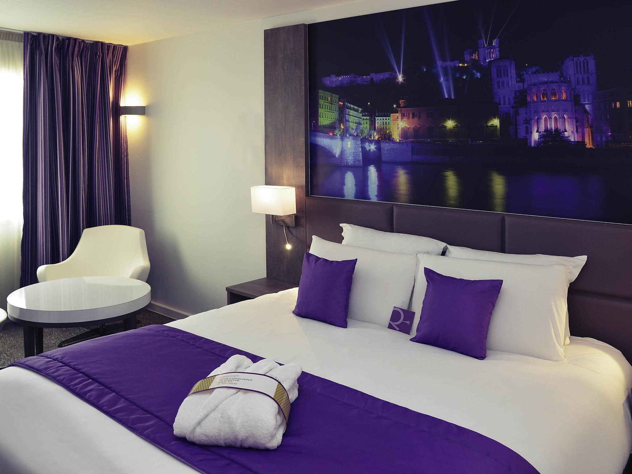 酒店 – 里昂东部香波尼美居酒店