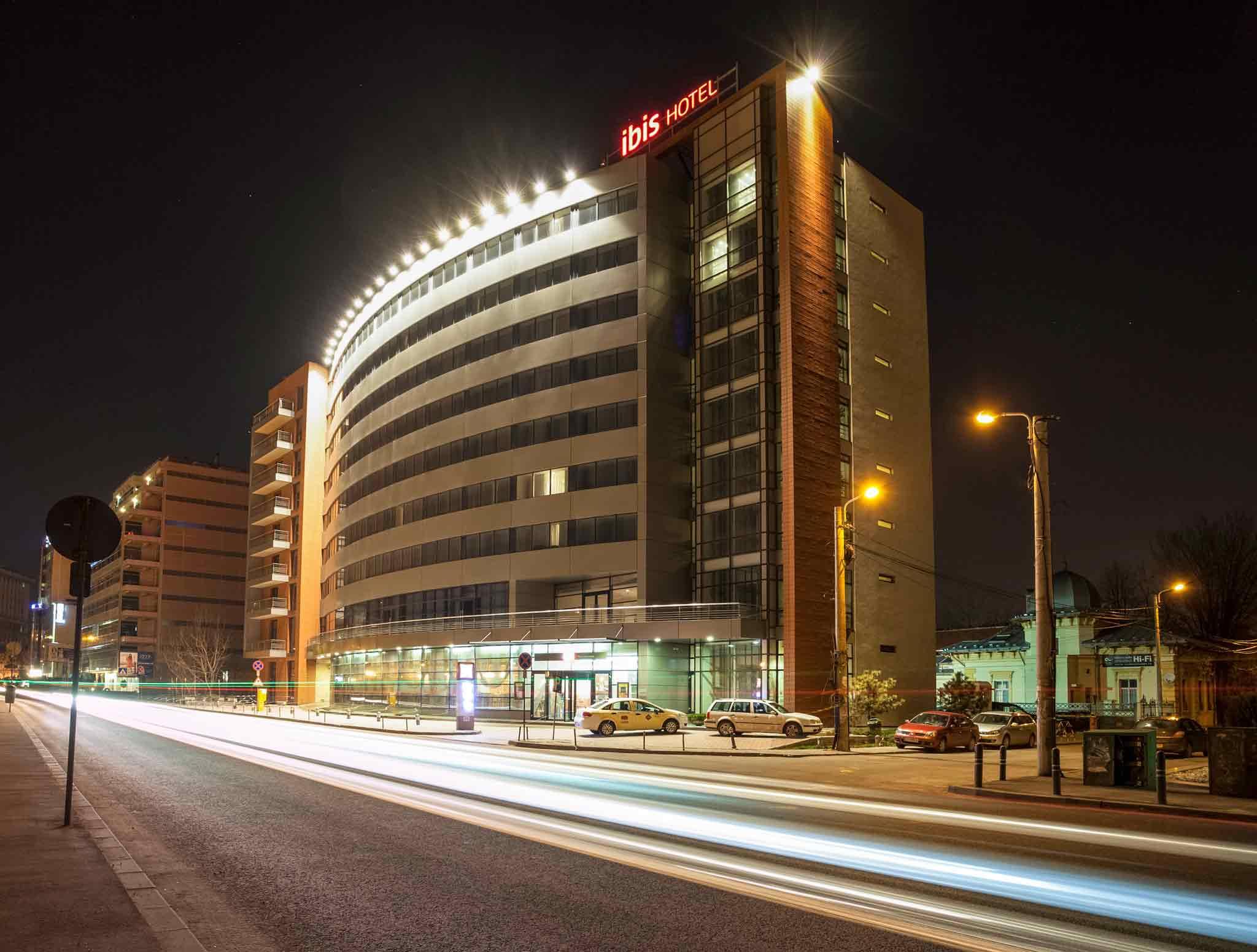Отель — Отель ibis Бухарест Дворец Парламента Сити Центр