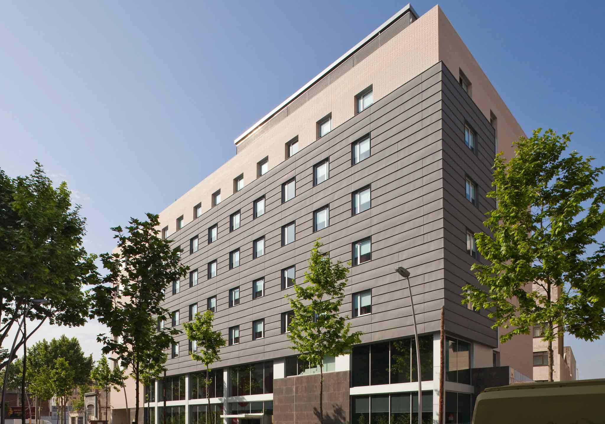 โรงแรม – ibis Barcelona Pza Glories 22