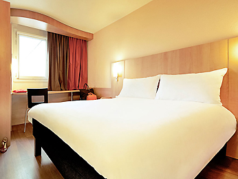 Rooms - ibis Barcelona Pza Glories 22