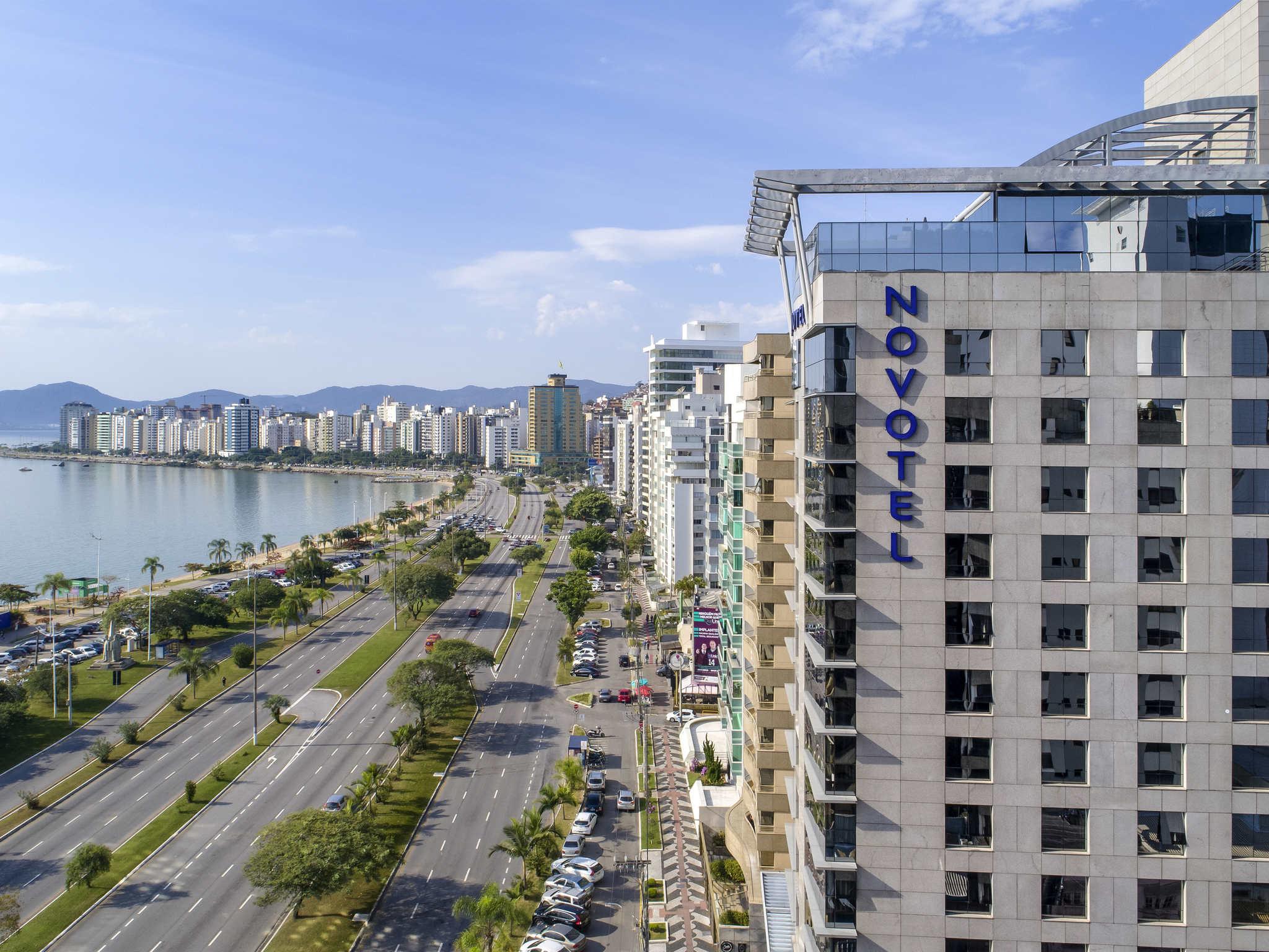 โรงแรม – Novotel Florianopolis