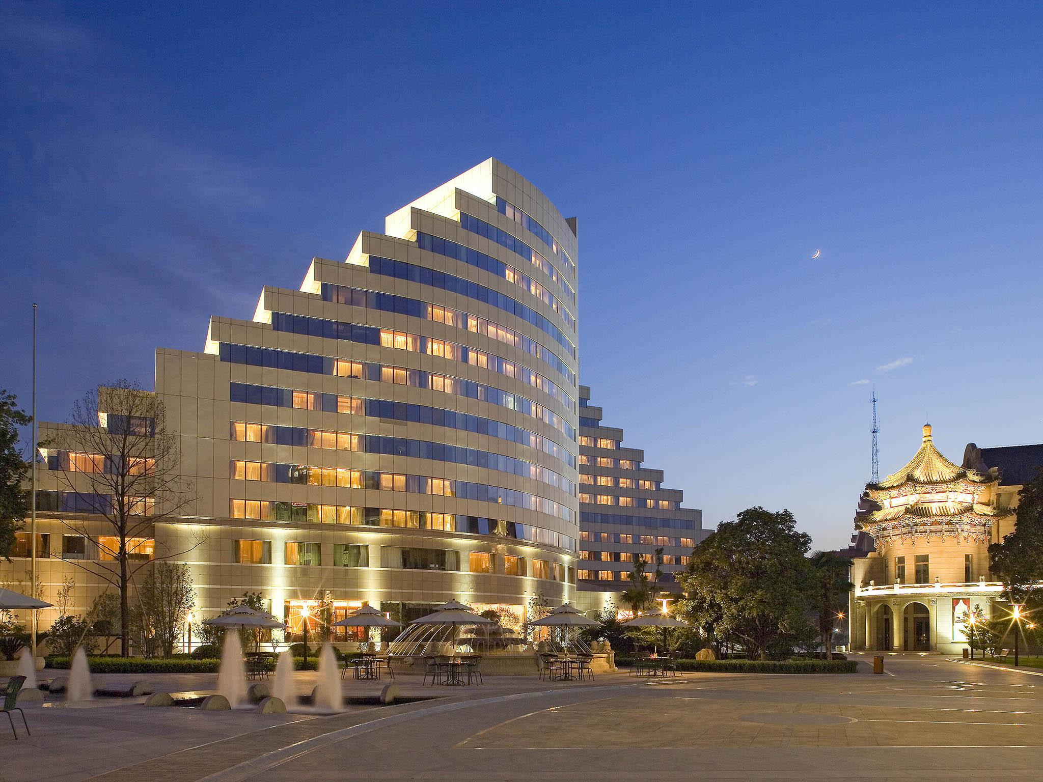 Отель — Sofitel Сиань Площадь Ренмин