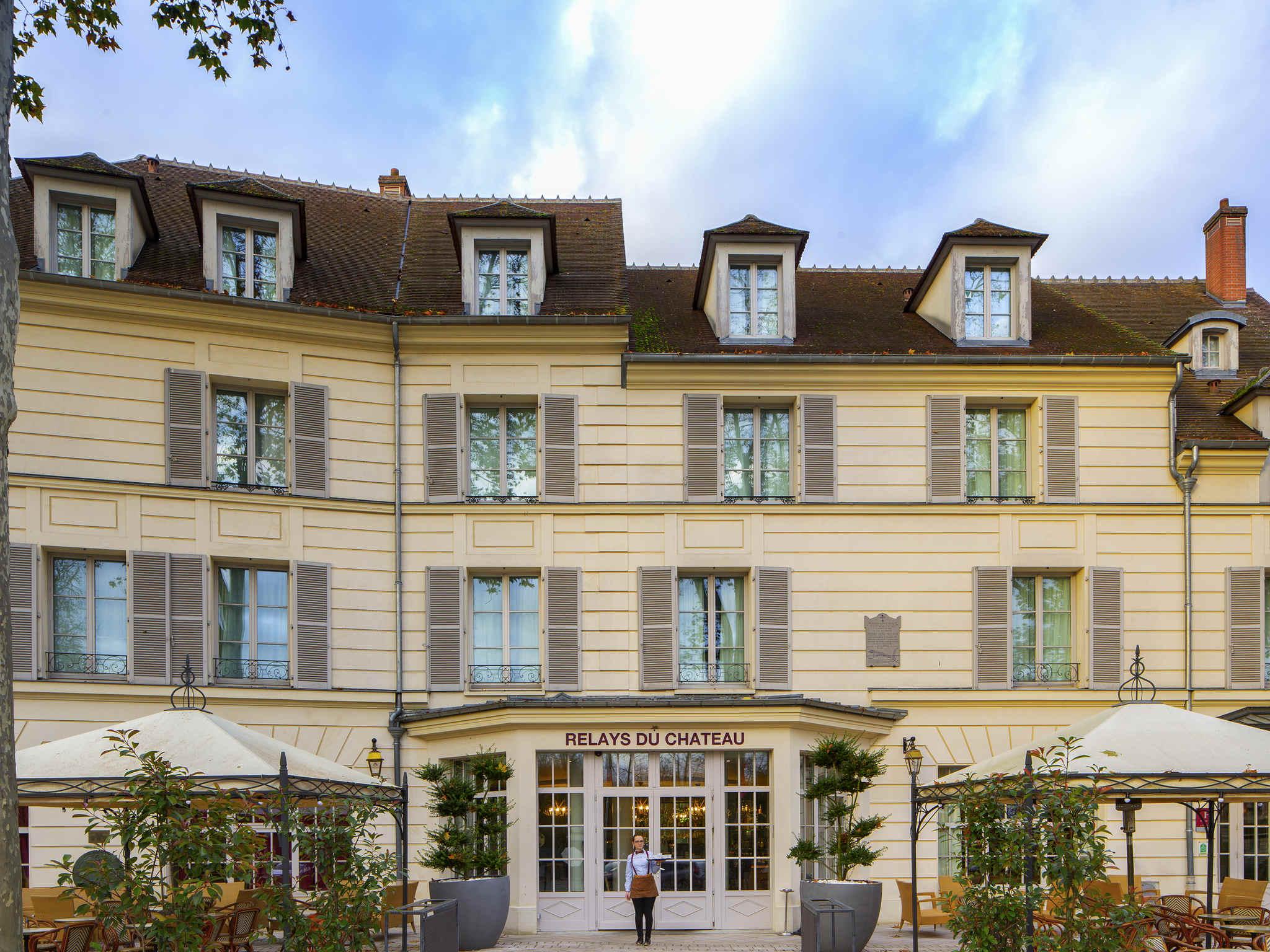 โรงแรม – Hôtel Mercure Rambouillet Relays du Château