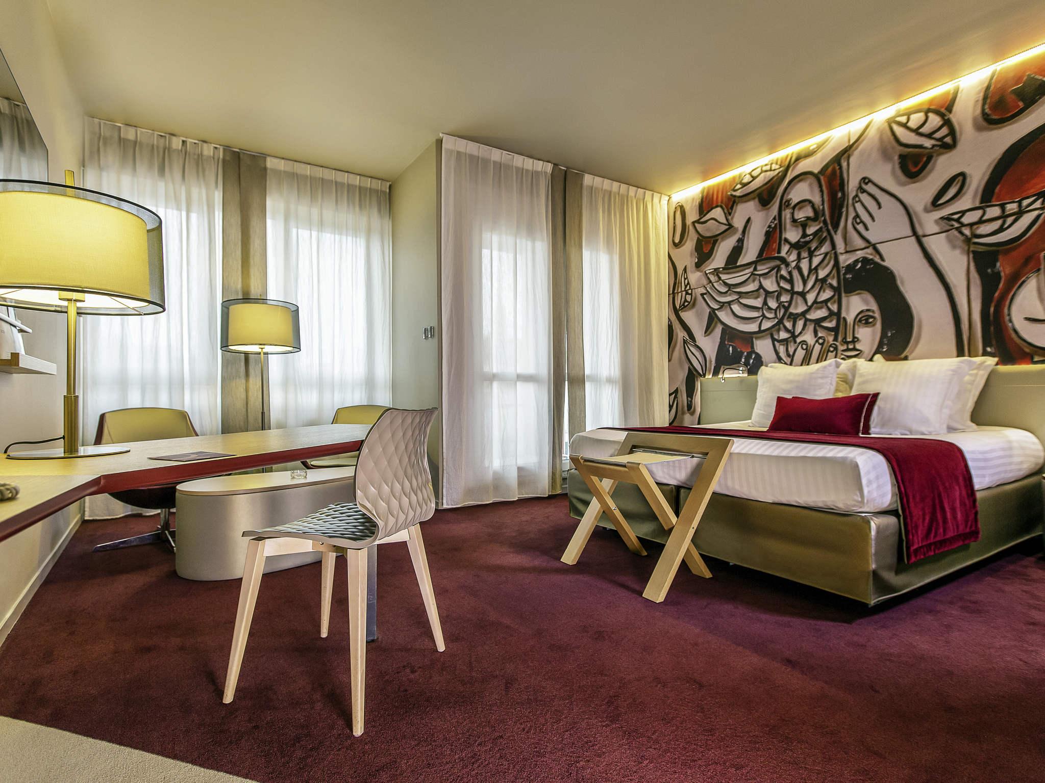 โรงแรม – Hôtel Mercure Limoges Royal Limousin