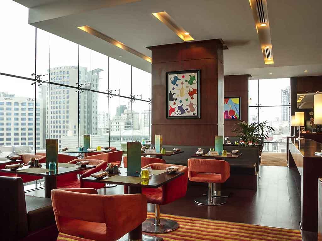 olivo restaurant - Ouedkniss Salon Modern