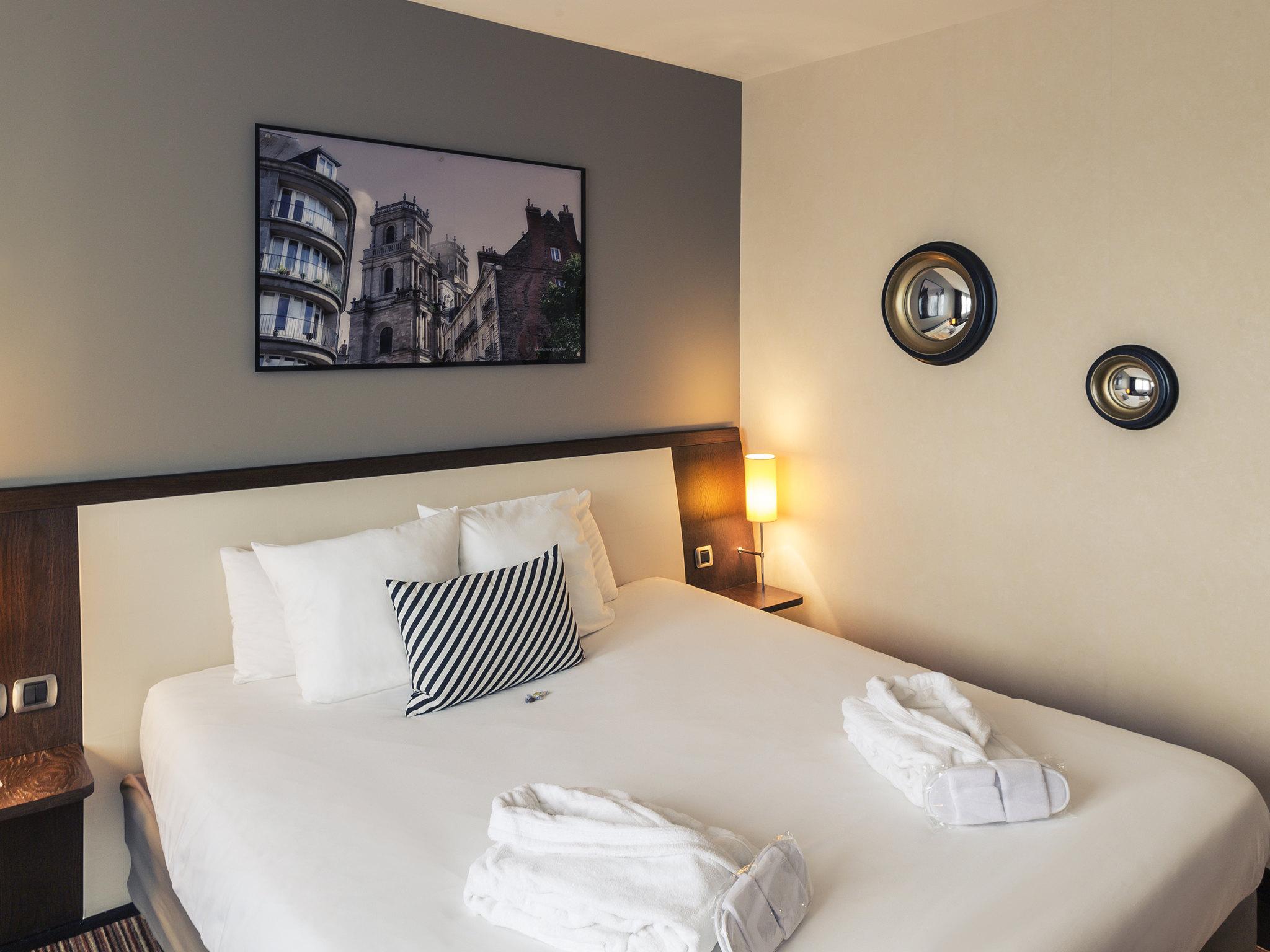 โรงแรม – Hôtel Mercure Rennes Cesson