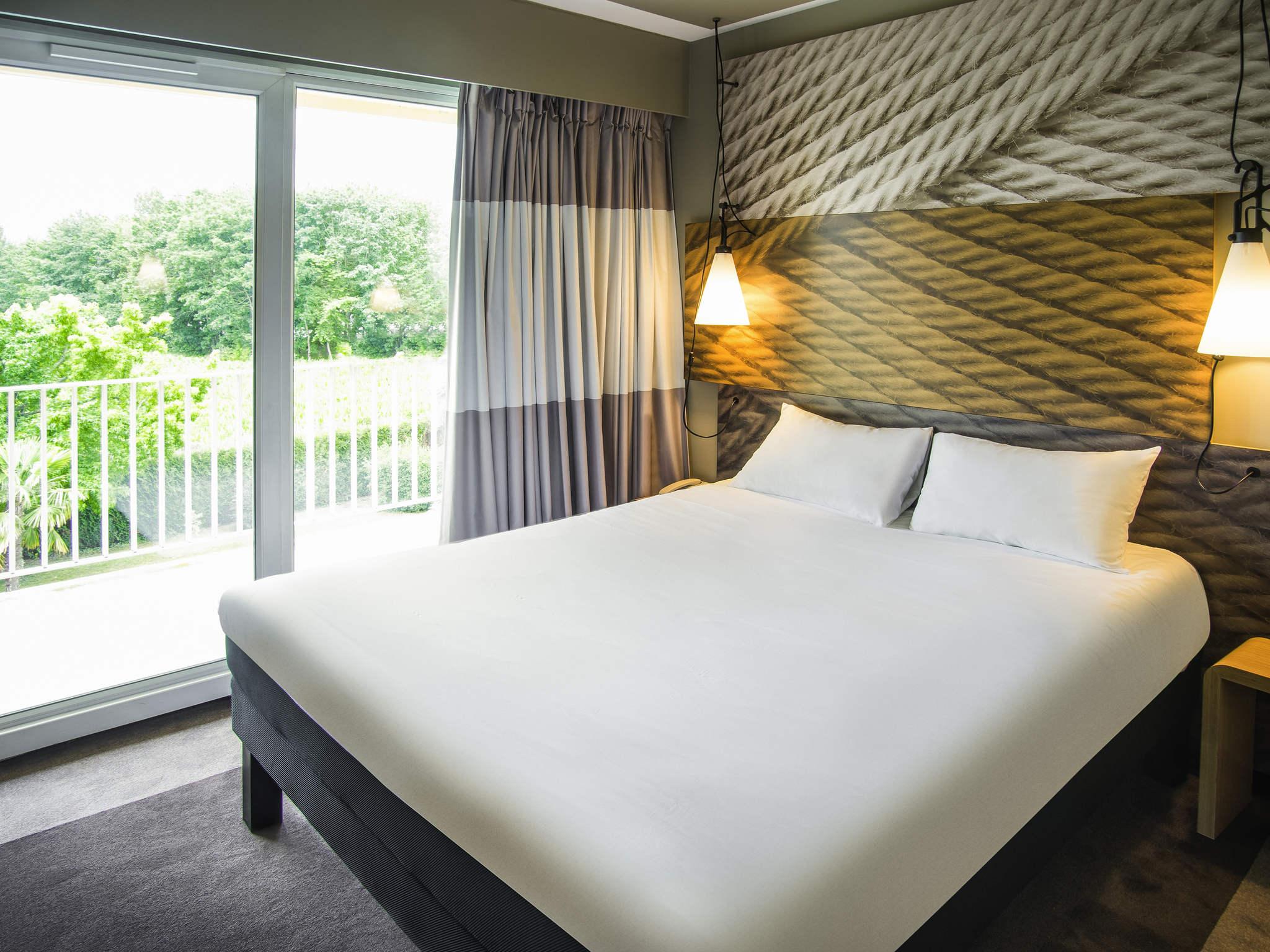 โรงแรม – ibis Tarbes Odos