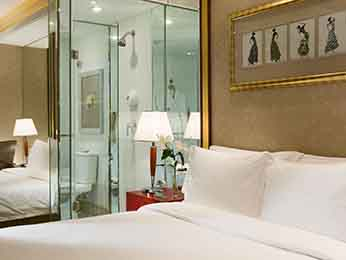 Rooms - Mercure on Renmin Square Xian
