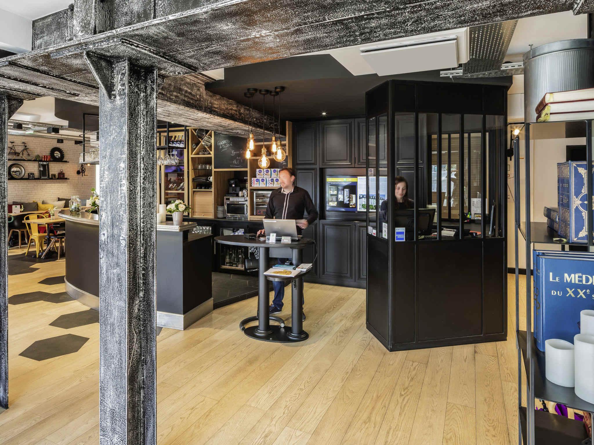 โรงแรม – ibis Styles Dinan Centre-Ville (ex ibis)