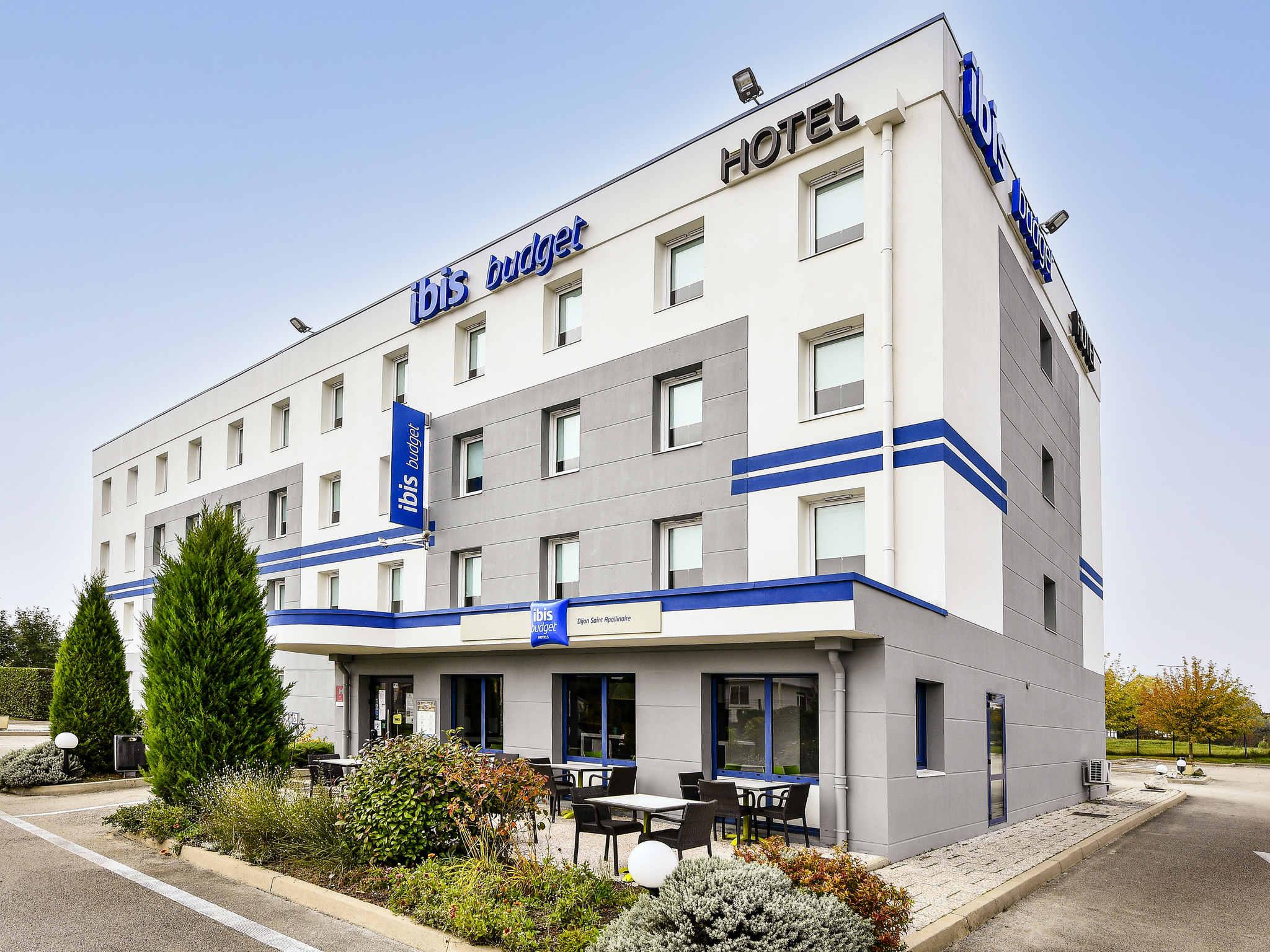 酒店 – ibis budget Dijon Saint-Apollinaire