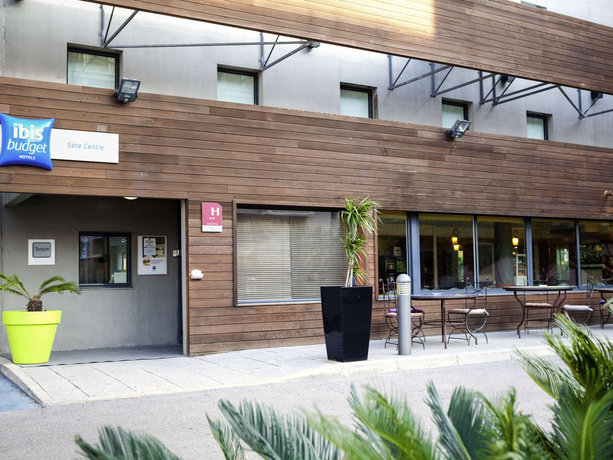 Hotel in SETE ibis bud S¨te Centre