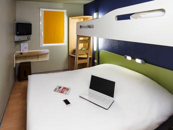 Hotel Sete Pas Cher Bord Mer