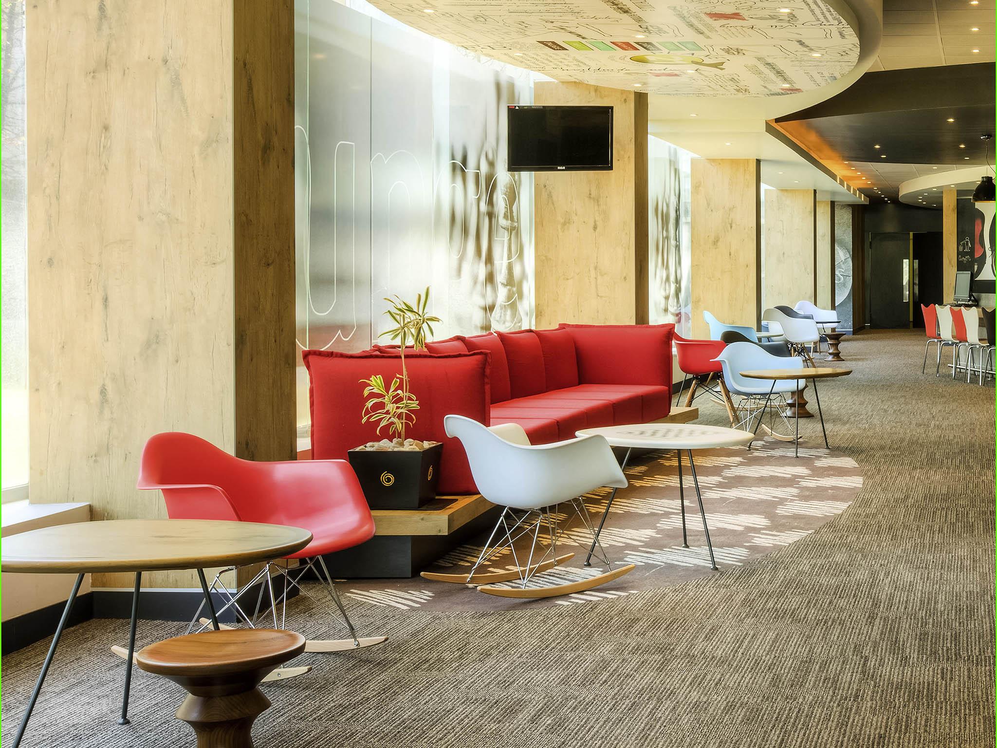 酒店 – 宜必思墨西哥城坡瑞挪特酒店