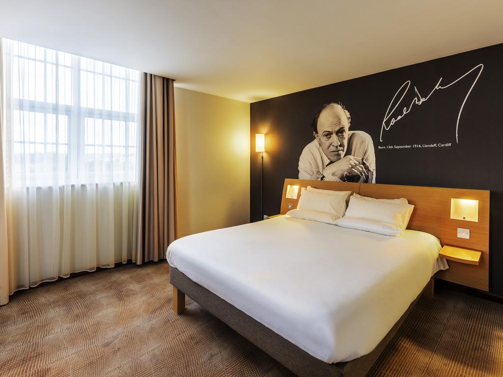 Novotel Cardiff Centre   4 Star Hotel - AccorHotels