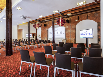 Meetings - Novotel Cardiff Centre