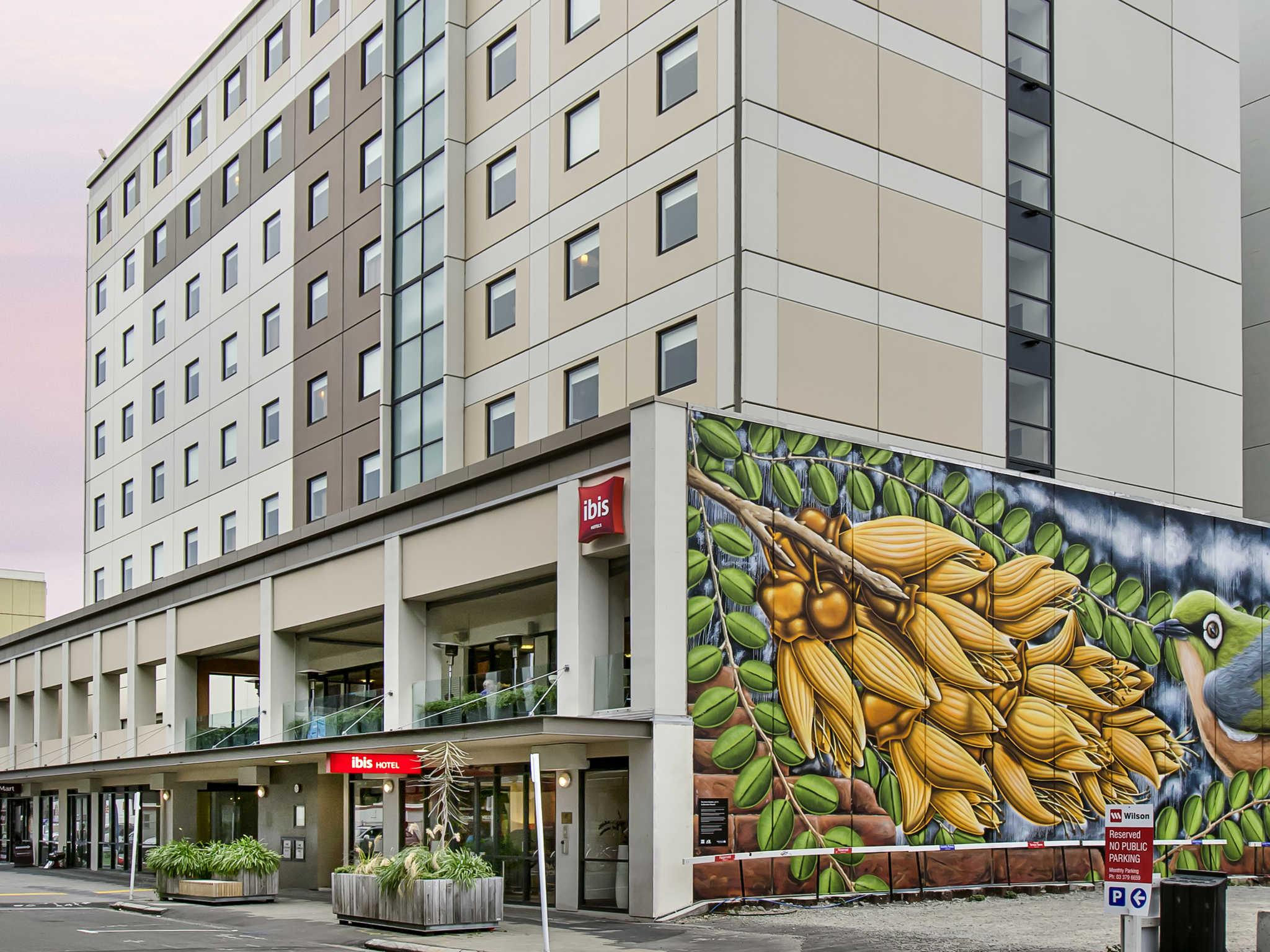 酒店 – 宜必思基督城酒店