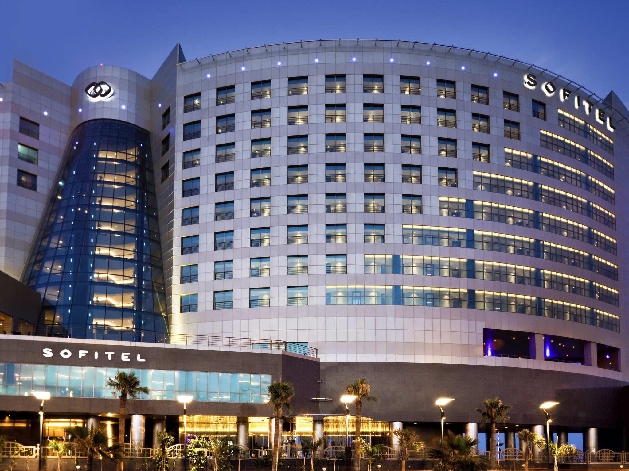 酒店 – 阿尔科巴尔滨海大道索菲特酒店