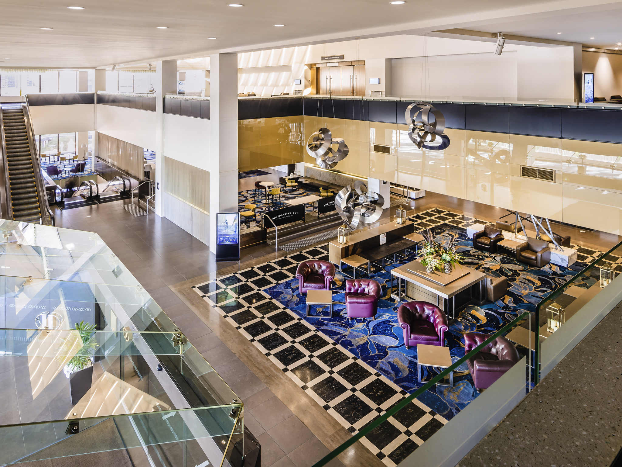 Hotel – Sofitel Brisbane Central