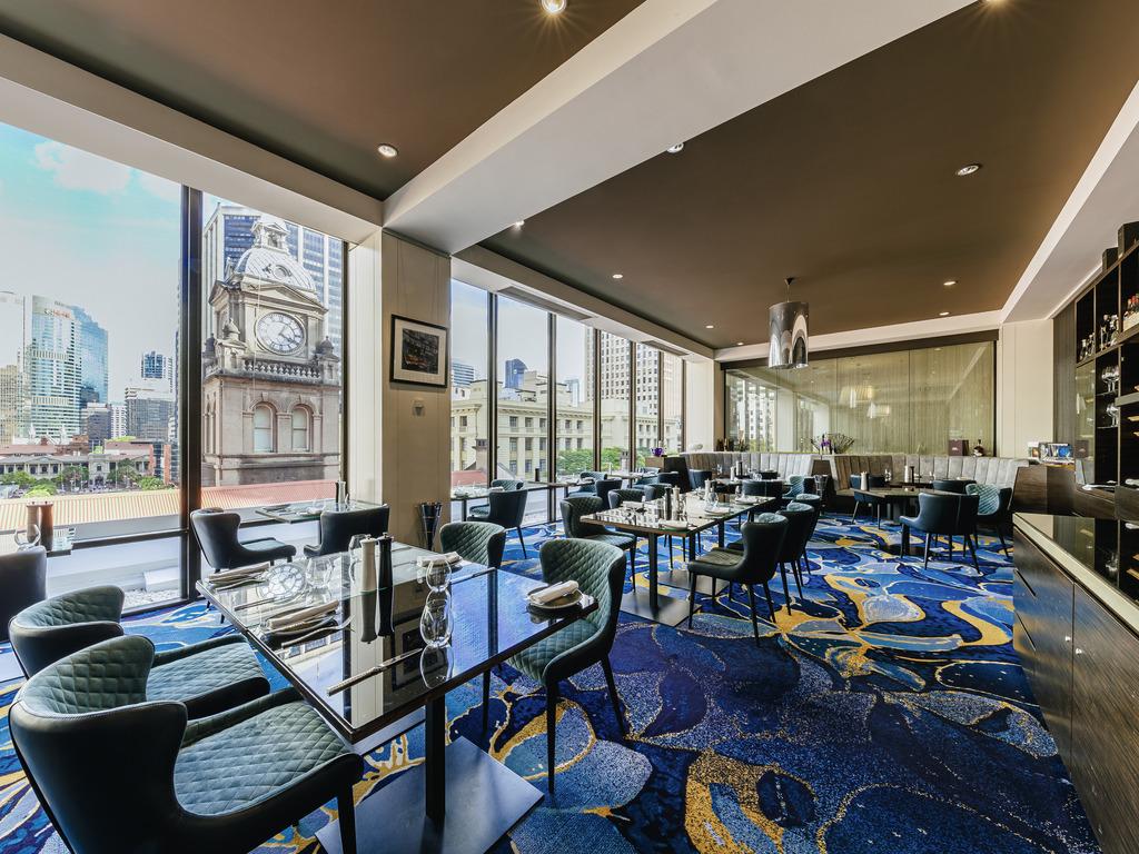 Grand Central Hotel Brisbane Menu