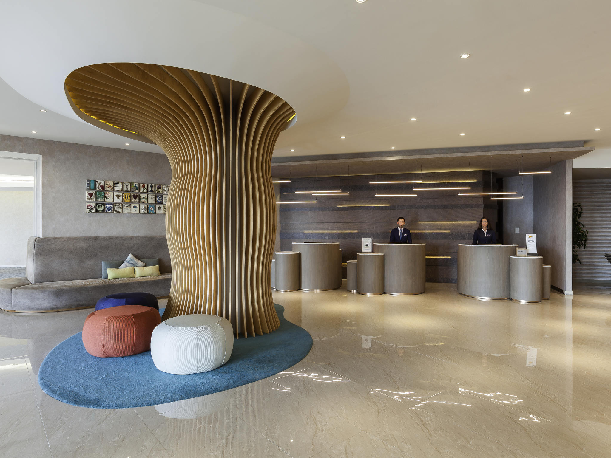 호텔 – 노보텔 이스탄불 제이틴부르누