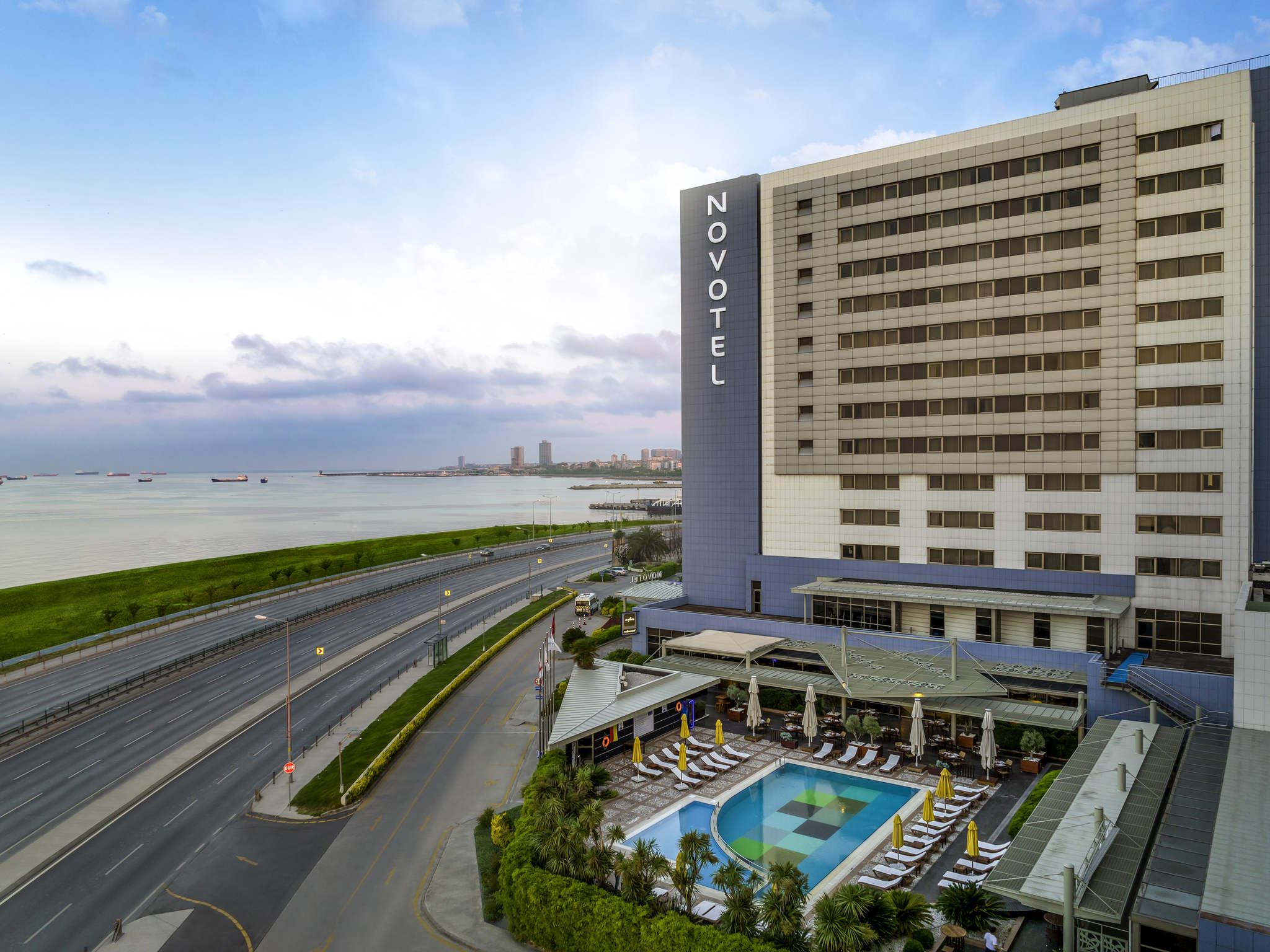 Отель — Novotel Стамбул Зейтинбурну