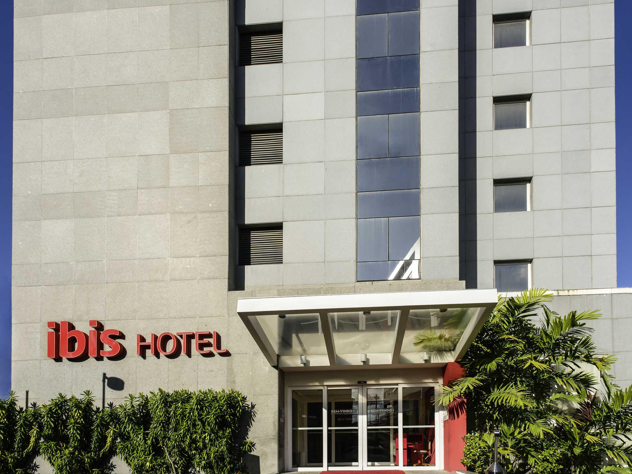 Отель — ibis Recife Boa Viagem