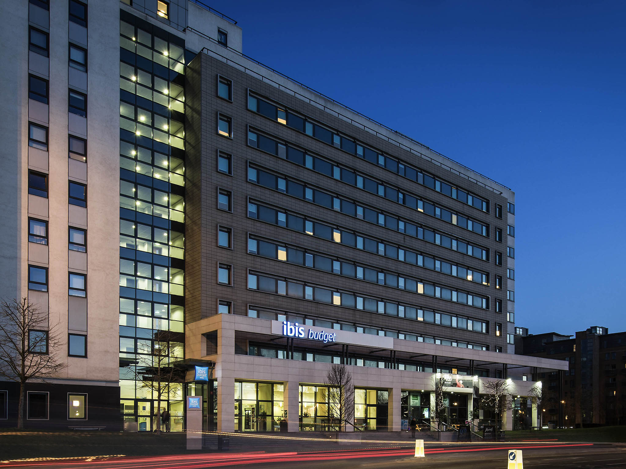 Hotell – ibis budget Leeds Centre Crown Point Road