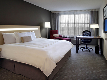 Rooms - Novotel Montreal Airport