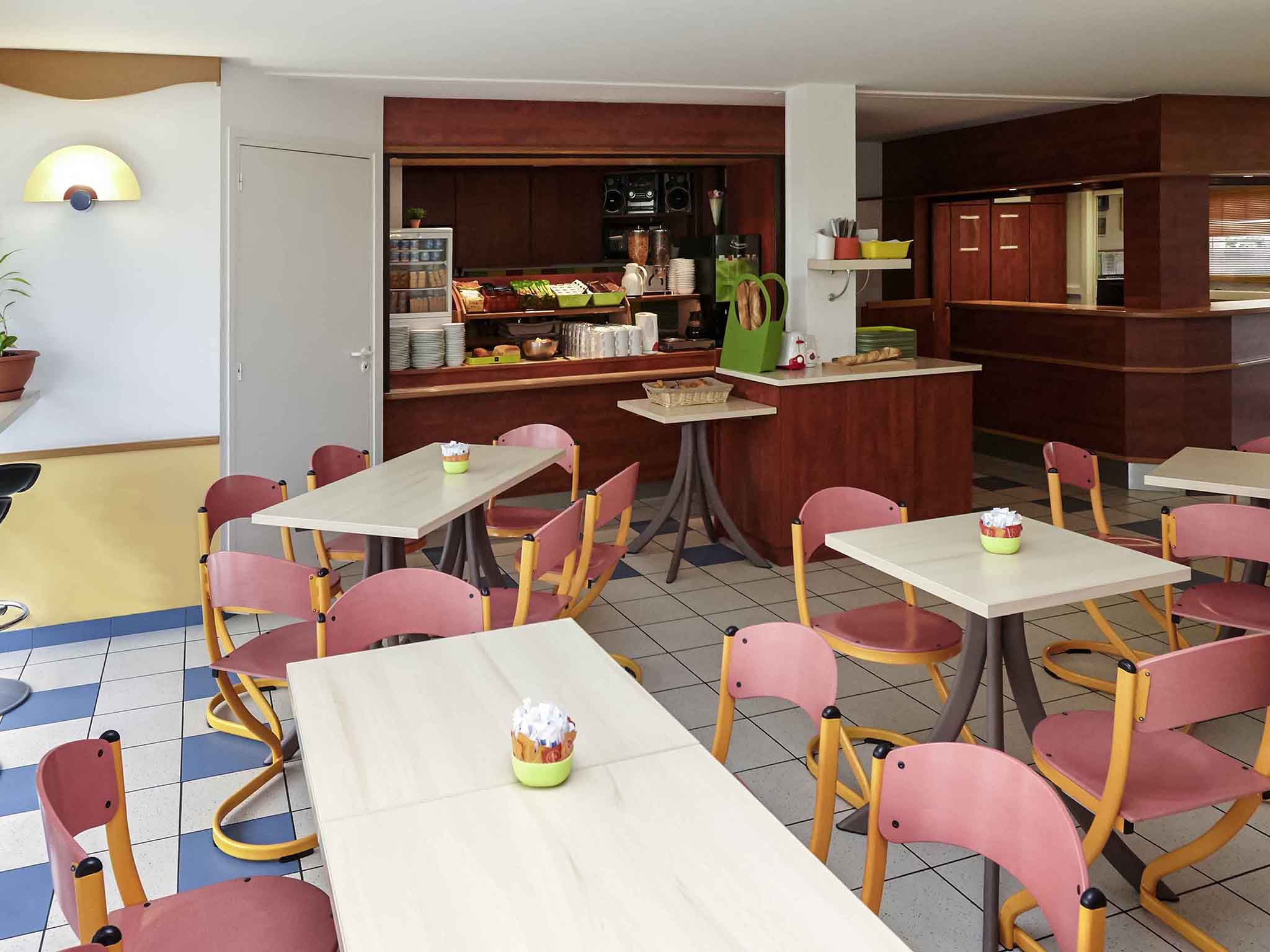 Hotel in NUITS SAINT GEORGES - ibis budget Nuits Saint Georges on