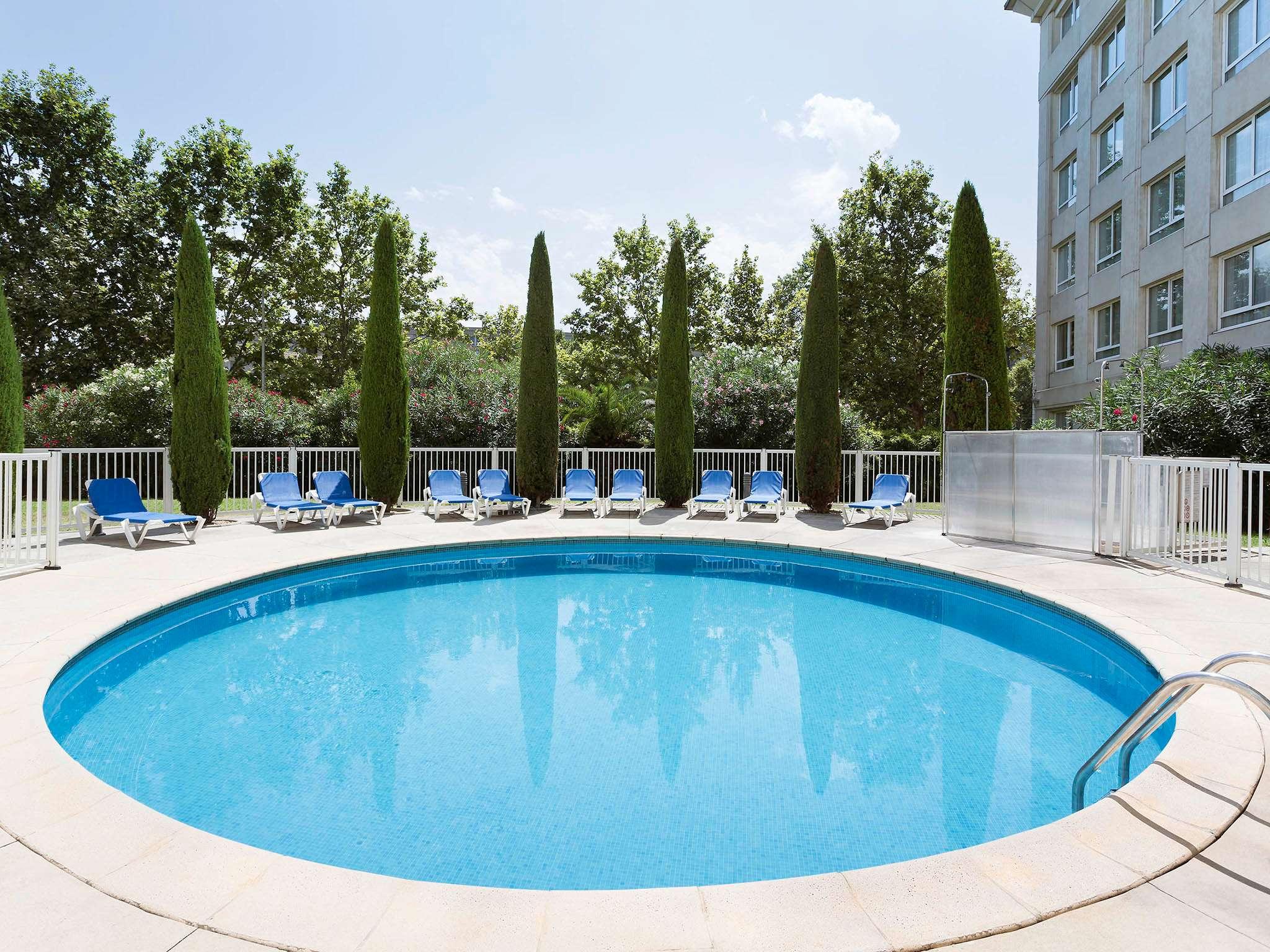 โรงแรม – Novotel Suites Montpellier