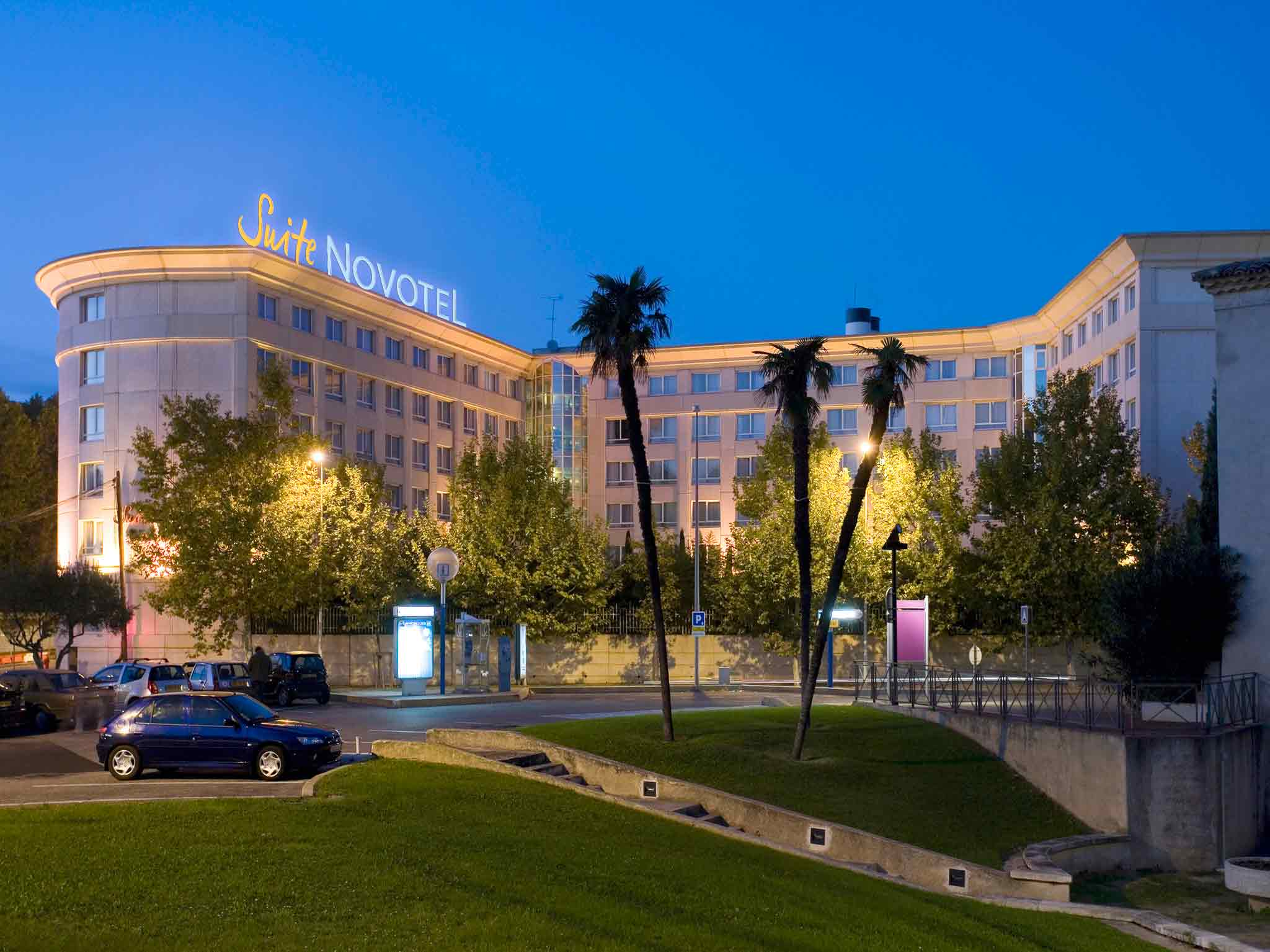 Hôtel - Novotel Suites Montpellier