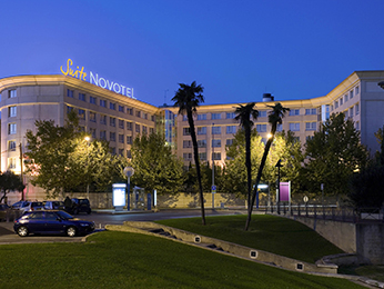 Novotel suites montpellier in Montpellier