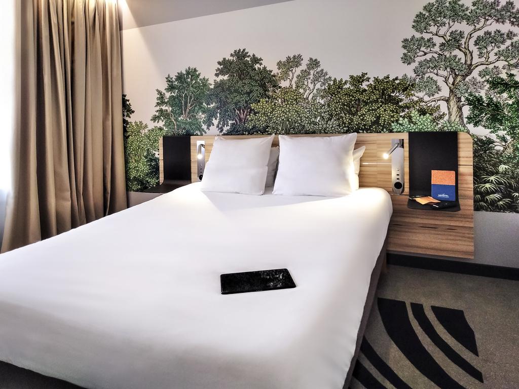 Hotel in montpellier novotel suites montpellier - Modulaire kamer ...