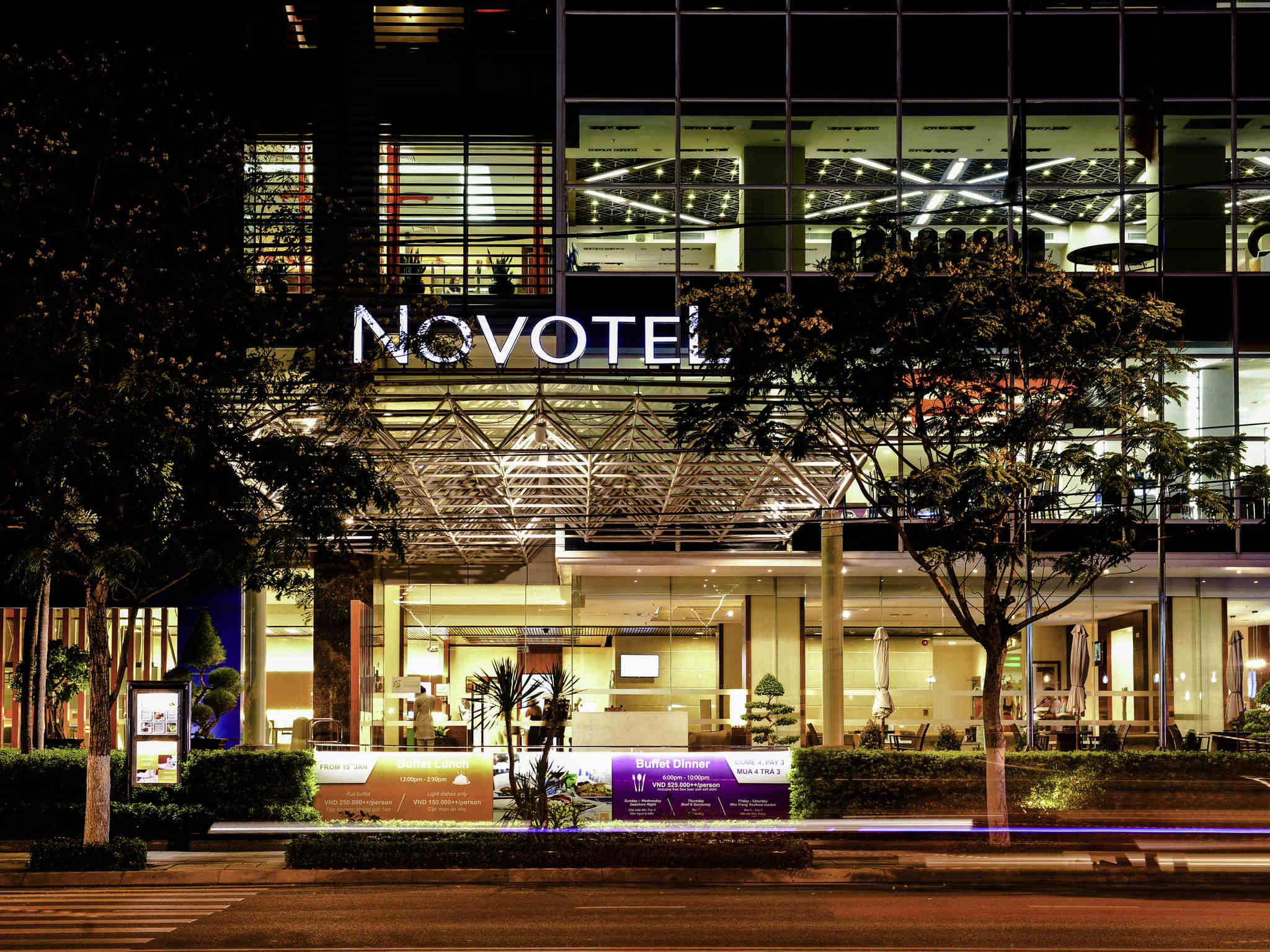 Hotel - Novotel Nha Trang