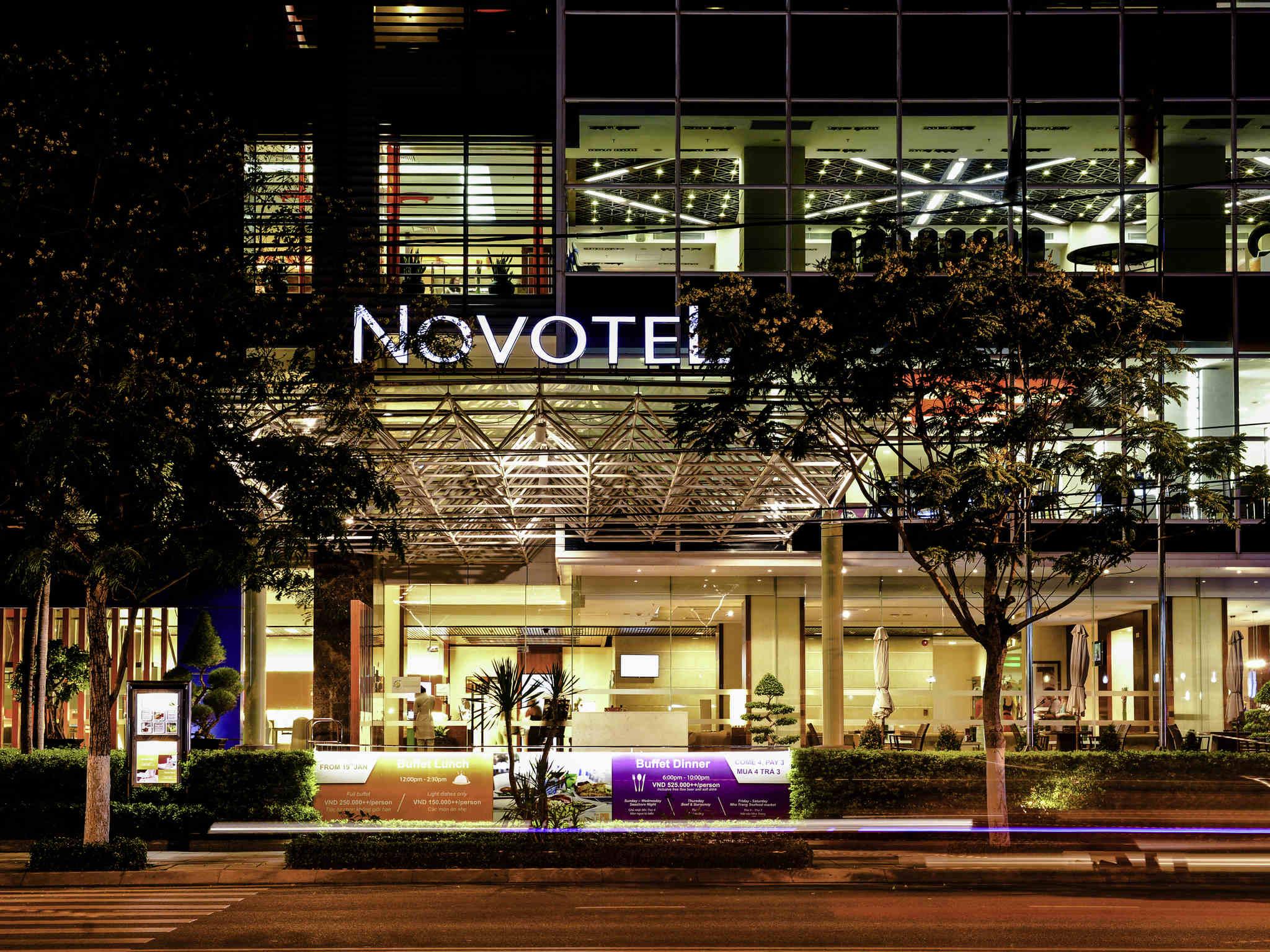 Отель — Novotel Нячанг