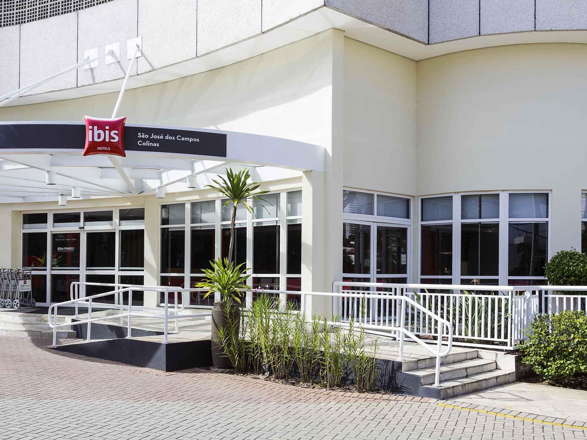 ibis Sao Jose dos Campos Colinas - book your budget hotel