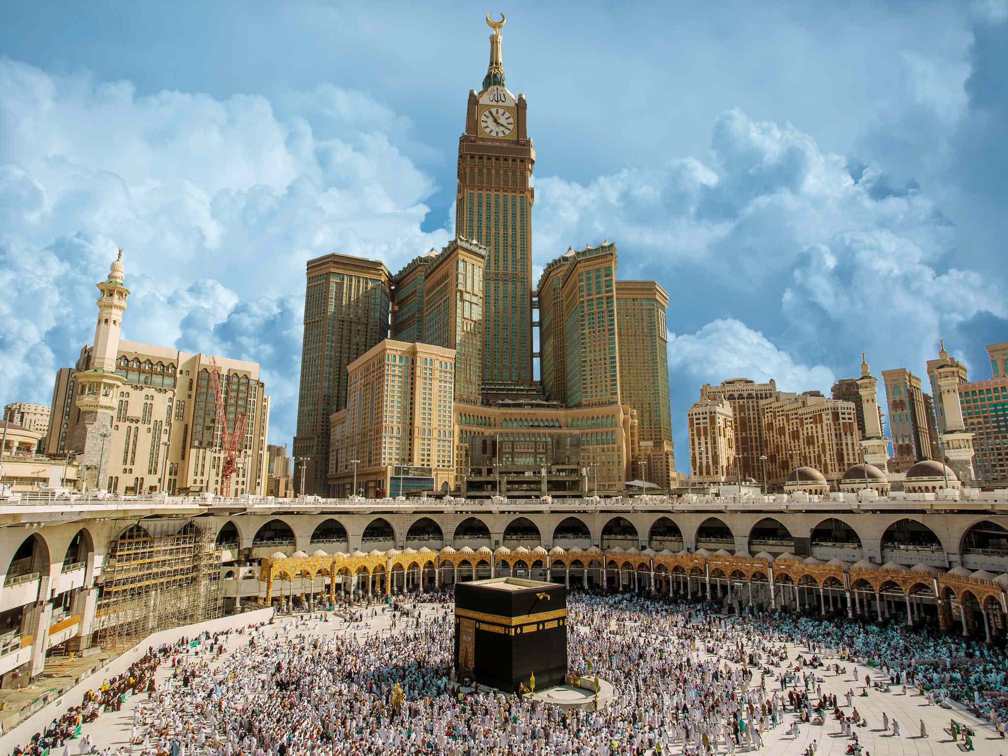 Hotels Near Kaaba