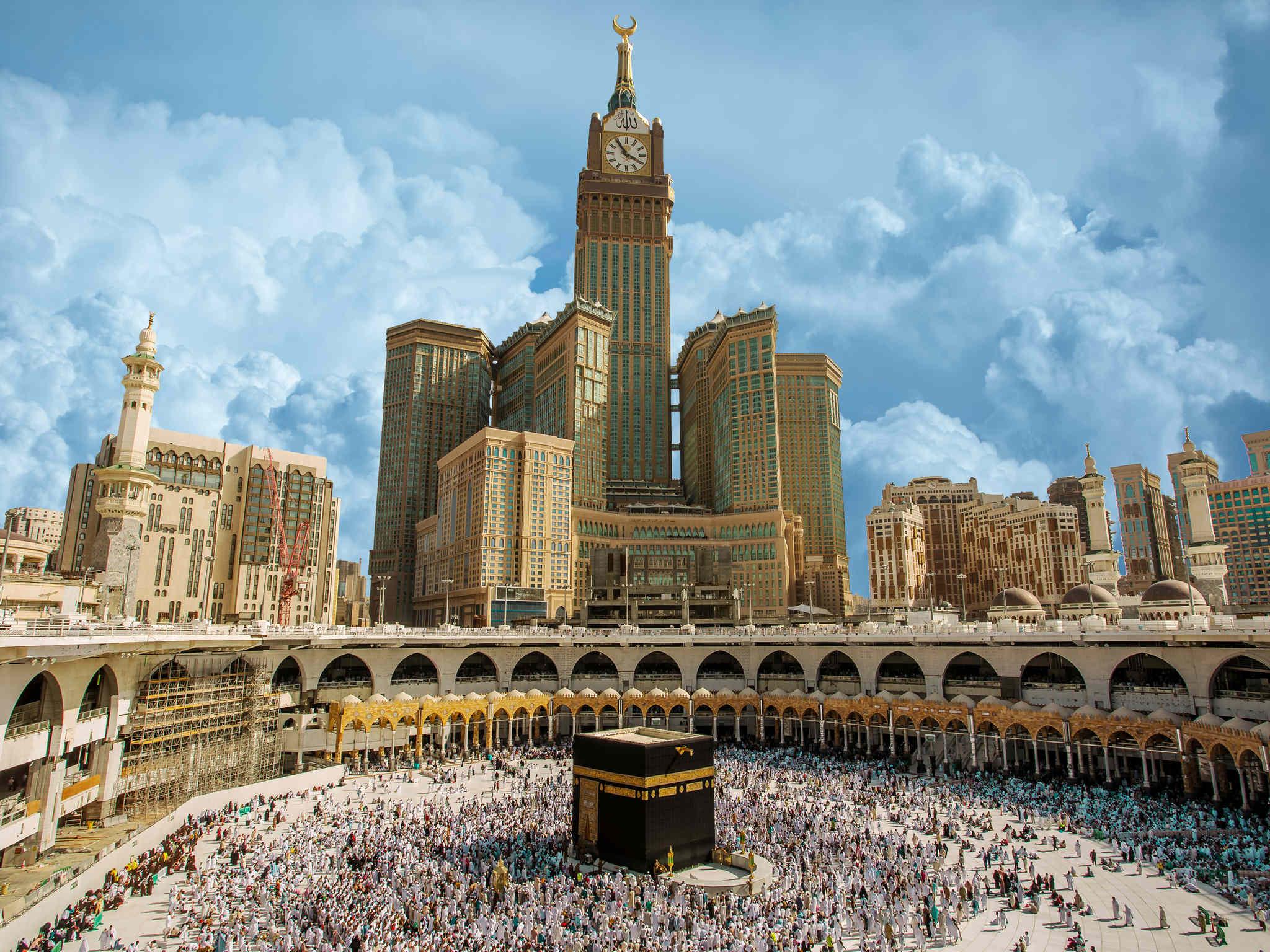 โรงแรม – Pullman Zamzam Makkah