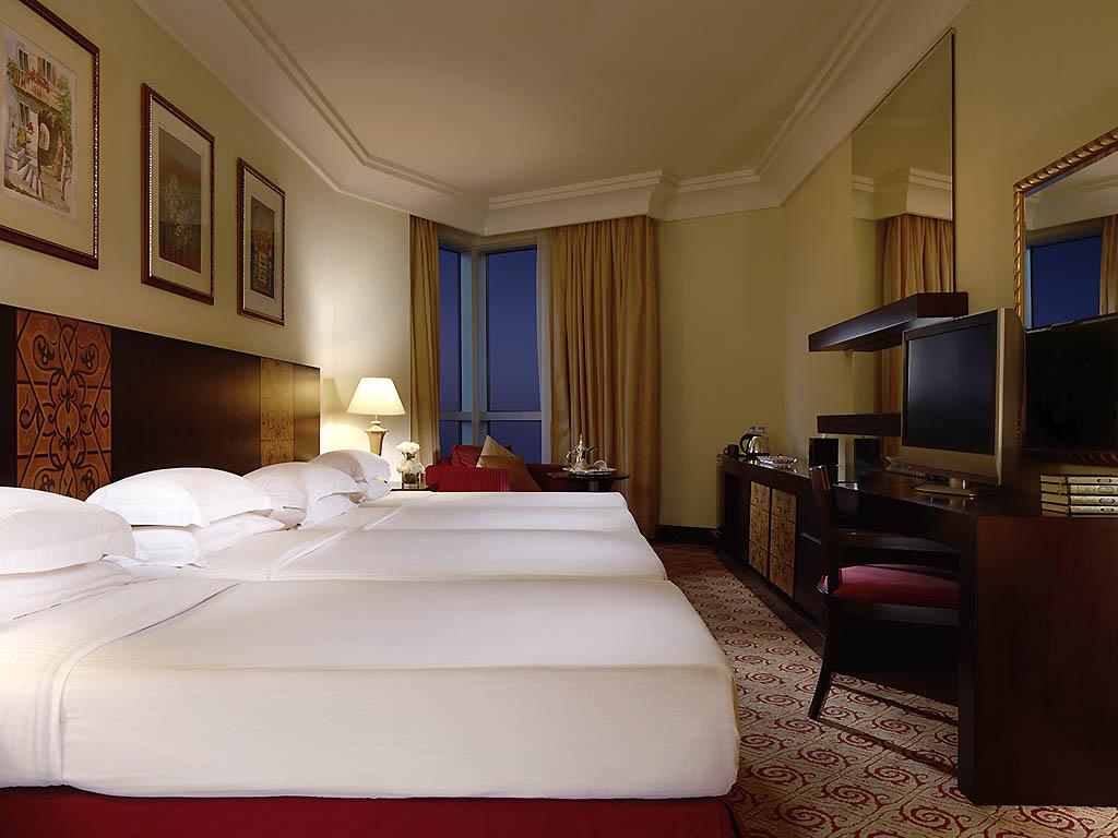 Hotel in makkah   pullman zamzam makkah