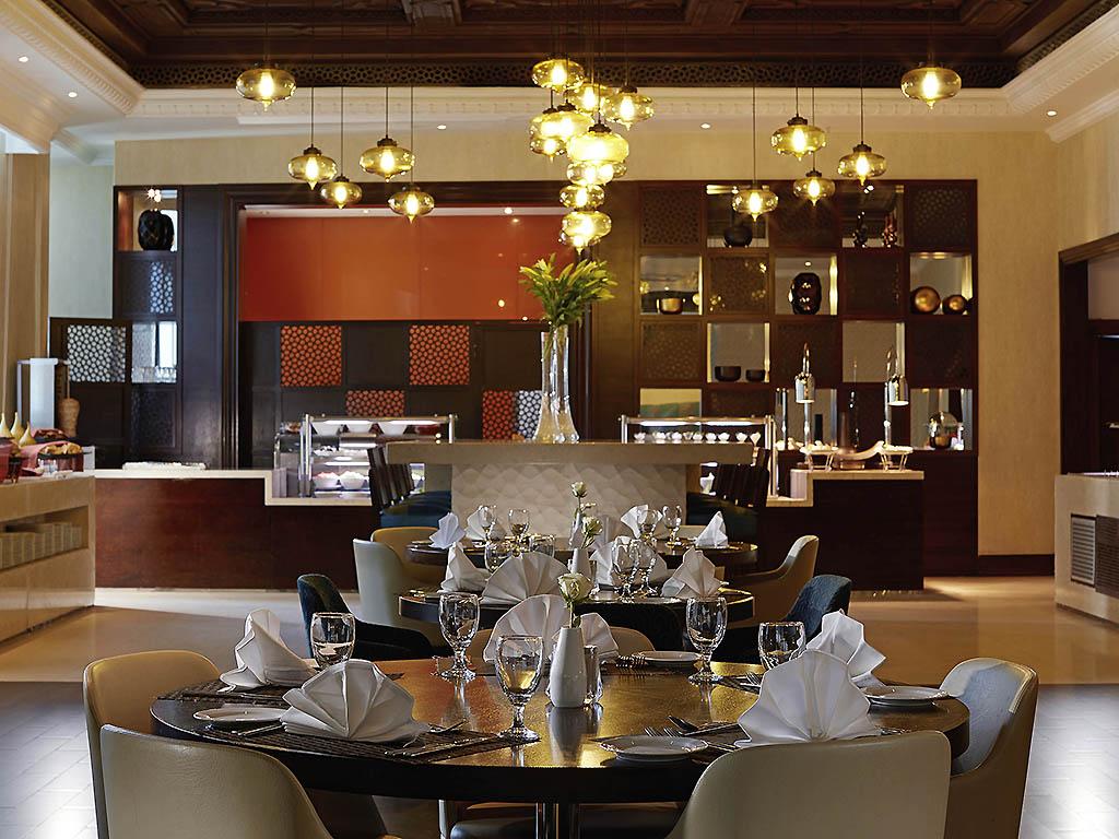 Lobby Lounge Makkah Restaurants By Accor
