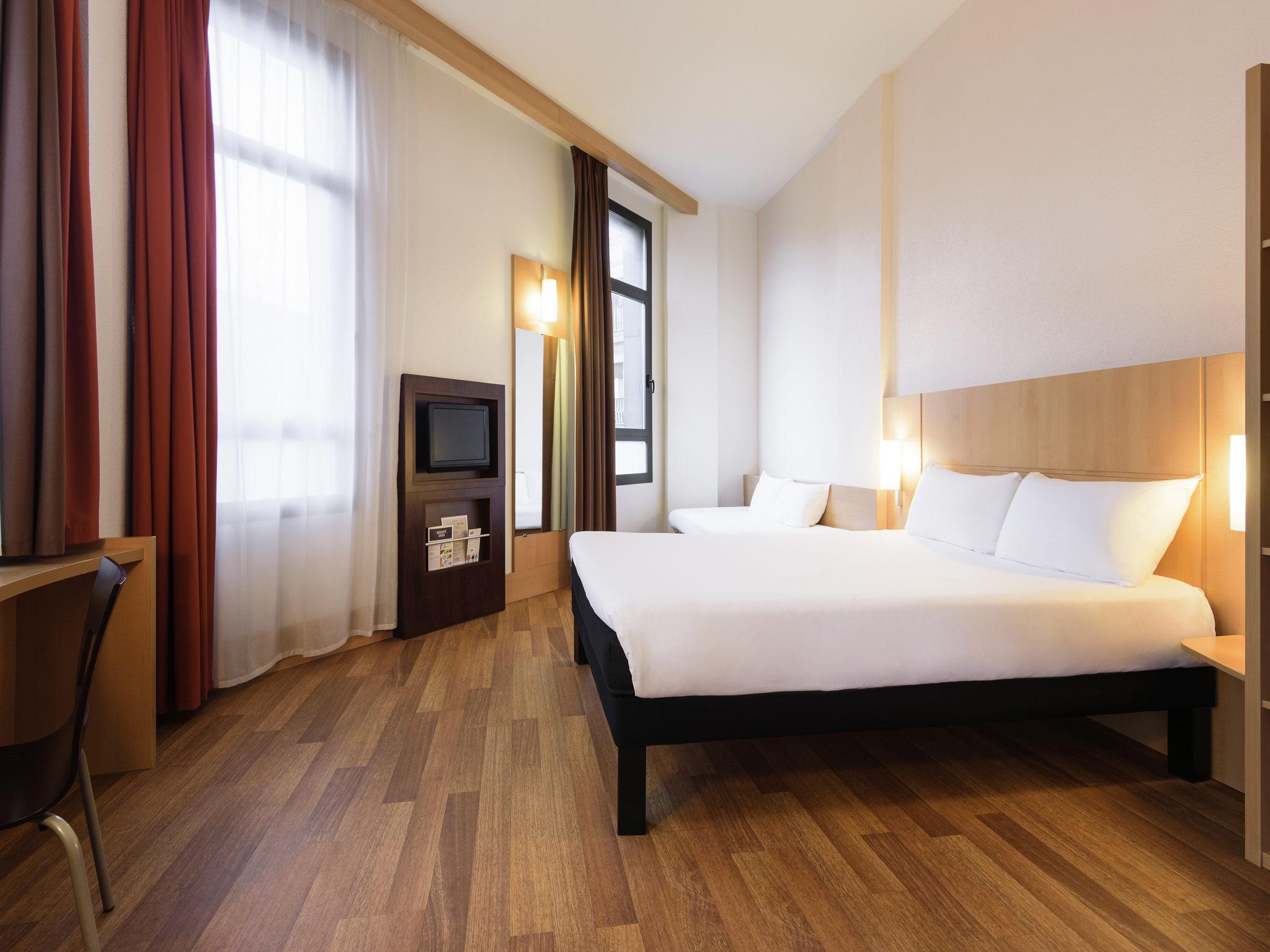 Отель — ibis Бильбао Центр