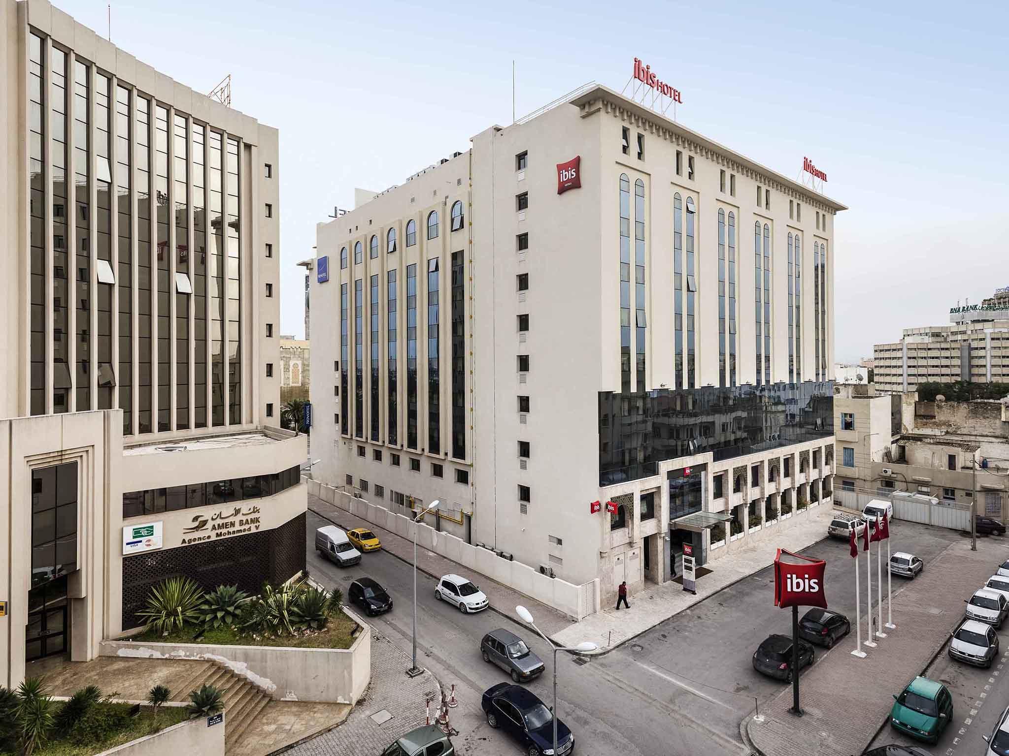 Отель — ibis Тунис