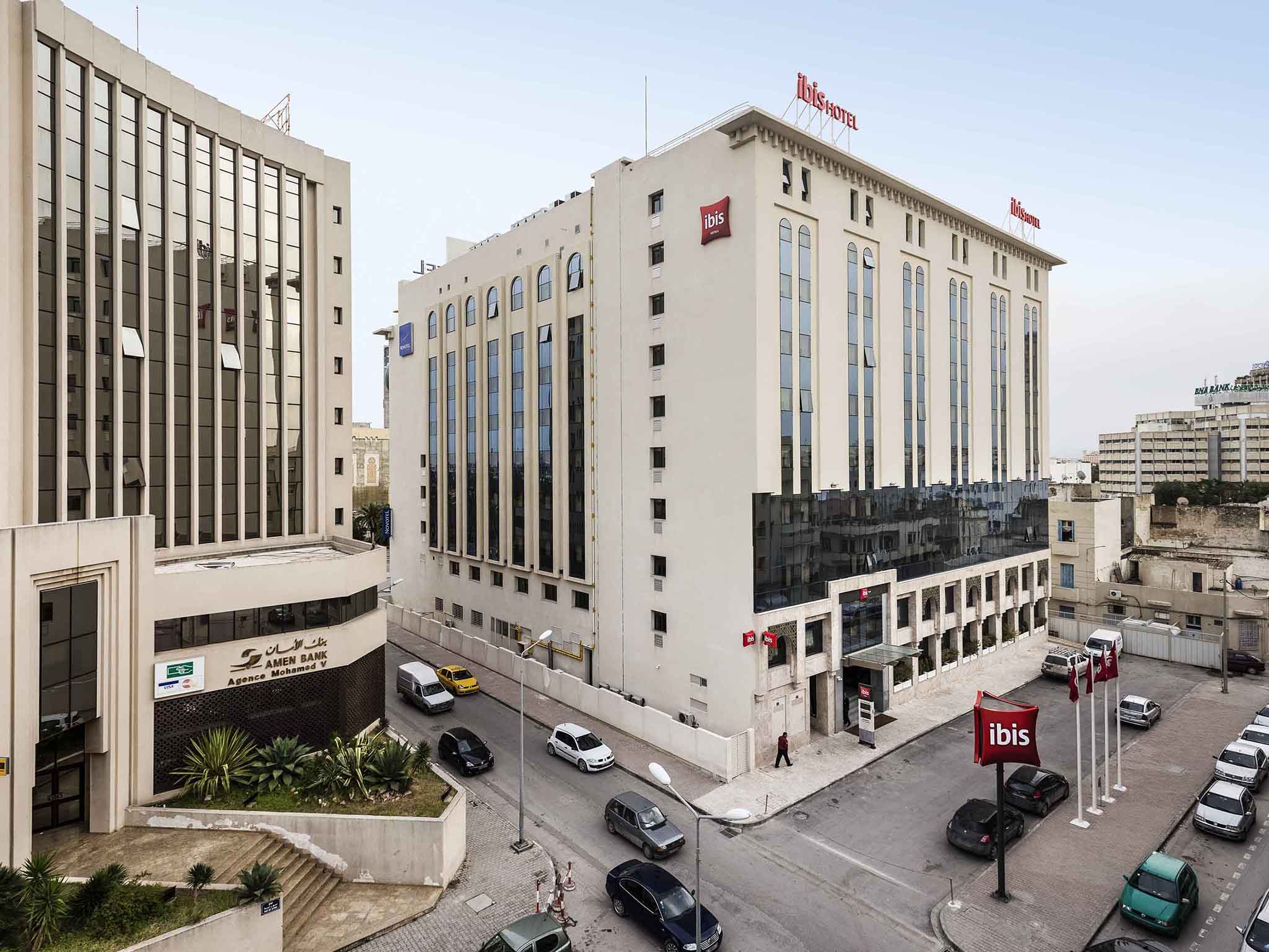 Hôtel - ibis Tunis
