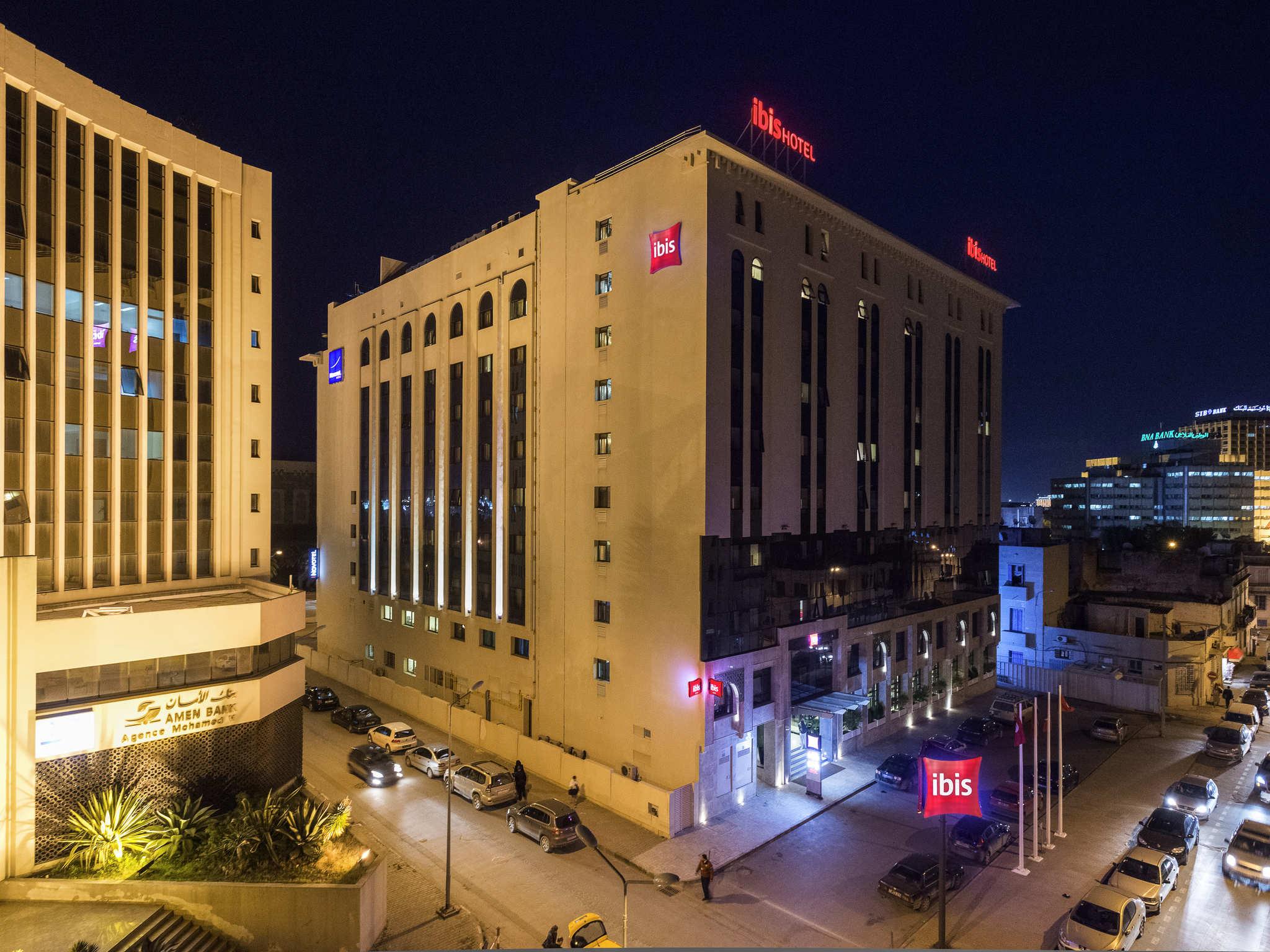 ... Hotel - ibis Tunis ...